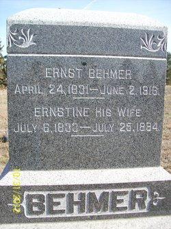 Ernstine <I>Muehlmeier</I> Behmer