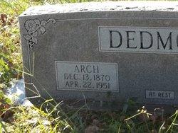 """Richard B. """"Arch"""" Dedmon"""