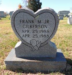 Frank Marshall Gilkeson, Jr