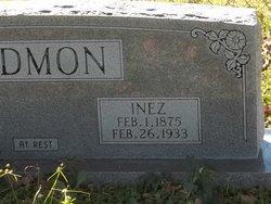 Florence Inez <I>Michie</I> Dedmon