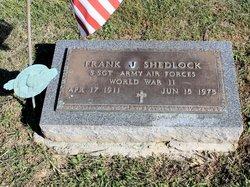 Frank V Shedlock
