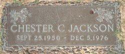 Chester C Jackson