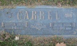 """Herman """"Dick"""" Carrel"""