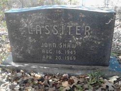"John Shaw ""Johnny"" Lassiter"