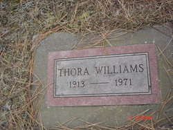 Thora Williams