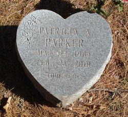 Patricia A Parker