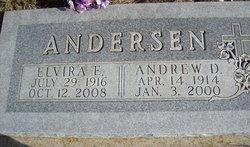 Elvira Elizabeth <I>Fuhrman</I> Andersen