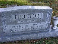 John L Proctor