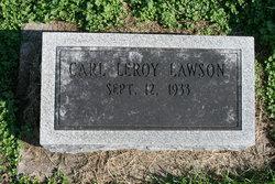 Carl Leroy Lawson