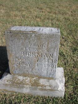 Bettie Florence Rickman