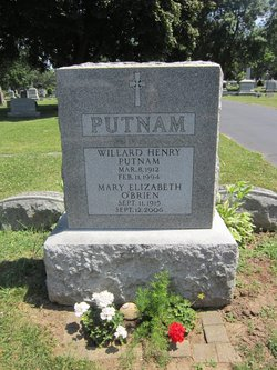 Willard Henry Putnam