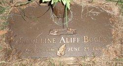 """Jacquline Ann """"Kelly"""" <I>Aliff</I> Boger"""