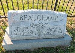 Clara <I>Hamilton</I> Beauchamp