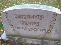 Clara J <I>MacLeod</I> Plumadore