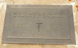 George P Bodiou