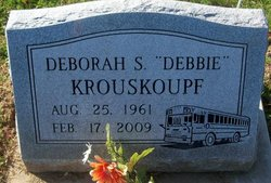 Deborah Sue <I>Wood</I> Krouskoupf