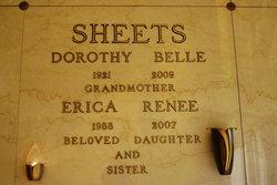 Dorothy Belle Sheets