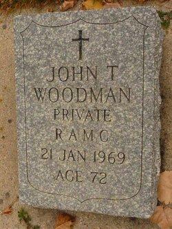 John Tyson Woodman
