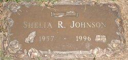 Shelia R Johnson