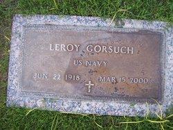 Leroy Gorsuch