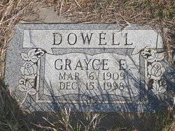 Grayce E. Dowell