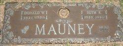 Donald W Mauney