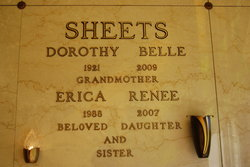 Erica Renee Sheets