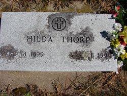 Hilda B <I>Bushland</I> Thorp