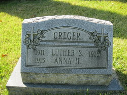 Luther S Creger