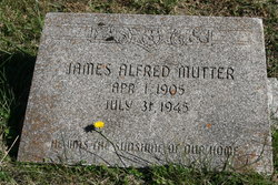 James Alfred Mutter