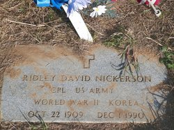 Ridley David Nickerson