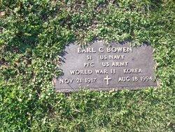 Earl C Bowen