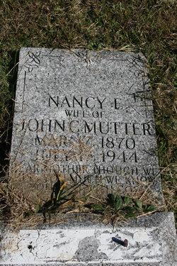 Nancy E Mutter