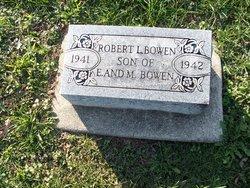 Robert L Bowen