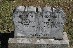 John W Gagy