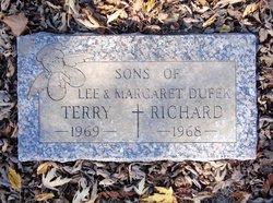 Terry (Baby) Dufek