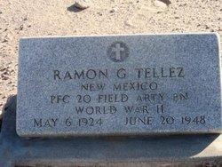 Ramon G Tellez