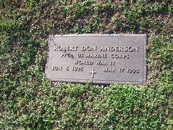 PFC Robert Don Anderson