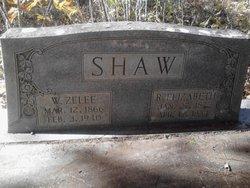 """Rhetta Elizabeth """"Betty"""" Shaw"""