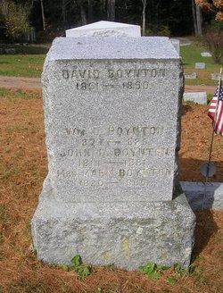 William D. Boynton