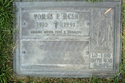 Tomas P Mesa