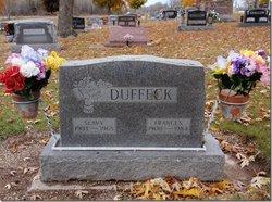 """Donald Slavy """"Slavy"""" Duffeck"""