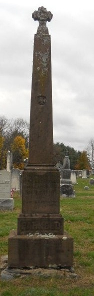 Mary <I>Guilfoyle</I> Parnell