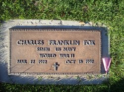 Charles Franklin Fox