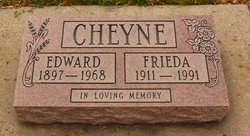 "Elfreda ""Frieda"" Cheyne"