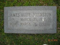 James Allie Johnston