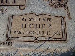 Lucille P Ratcliff
