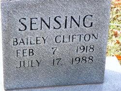 Bailey Clifton Sensing