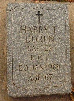 Harry Thomas Doren