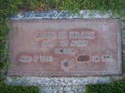Jean H Krack